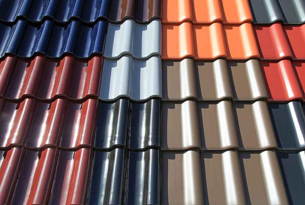 Dachdeckung / Dacheindeckung