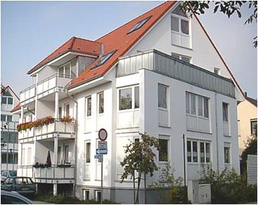 Referenzobjekt Mehrfamilienhaus in Werder-Havel