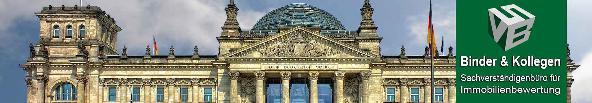 Header Berlin Sachverständiger und Gutachter für Immobilien Bernd A. Binder