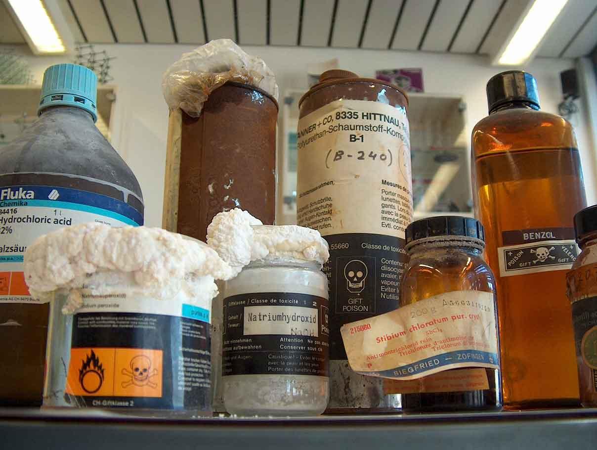 Chemikalienverbotsverordnung Sachverständiger und Gutachter für Immobilien Bernd A. Binder