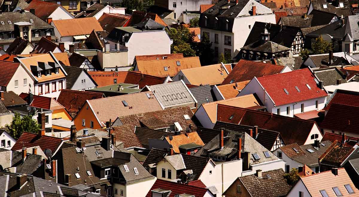 Dachformen Sachverständiger und Gutachter für Immobilien Bernd A. Binder
