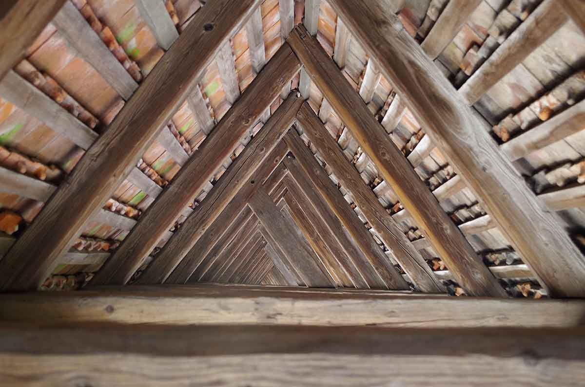 Dachkonstruktion Sachverständiger und Gutachter für Immobilien Bernd A. Binder