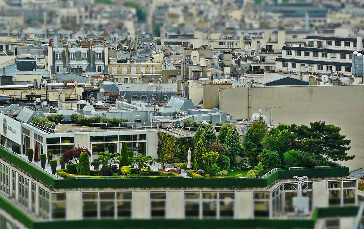 Dachterrasse Sachverständiger und Gutachter für Immobilien Bernd A. Binder